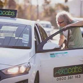 EkoCabs Launches In Wellington