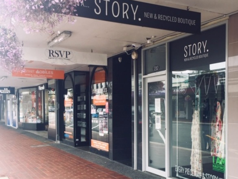 Every Customer has a Story